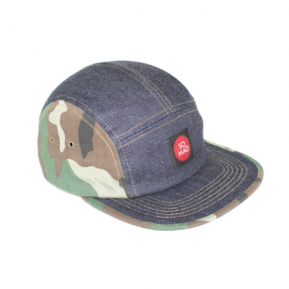 SoMad_5panel_DenimCamo_Lateral