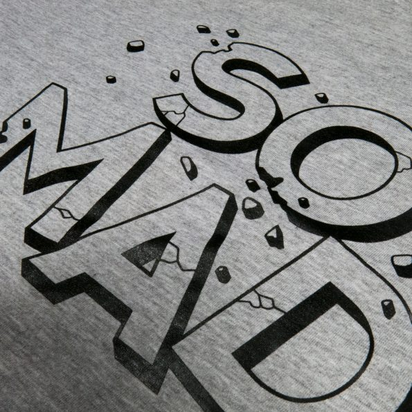 Camiseta Colección SS17 Broken Letters