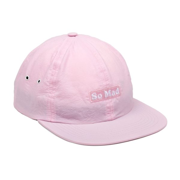 6 Panel Pink Part-Time Lover