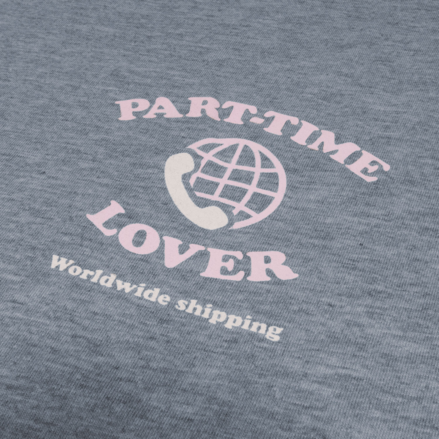 Camiseta Part-Time Lover