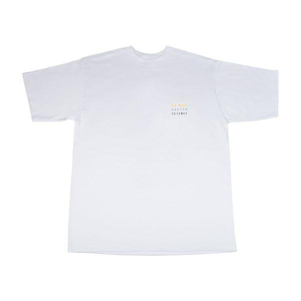 Camiseta So Mad Sketch Science