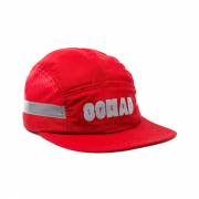 7 Panel So Mad Sport Hole Reflective Red