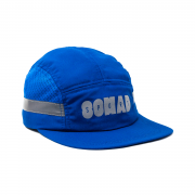 7 Panel So Mad Sport Hole Reflective Royal Blue