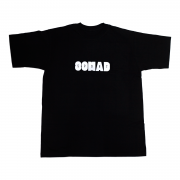 Camiseta So Mad Sport Hole Reflective Black