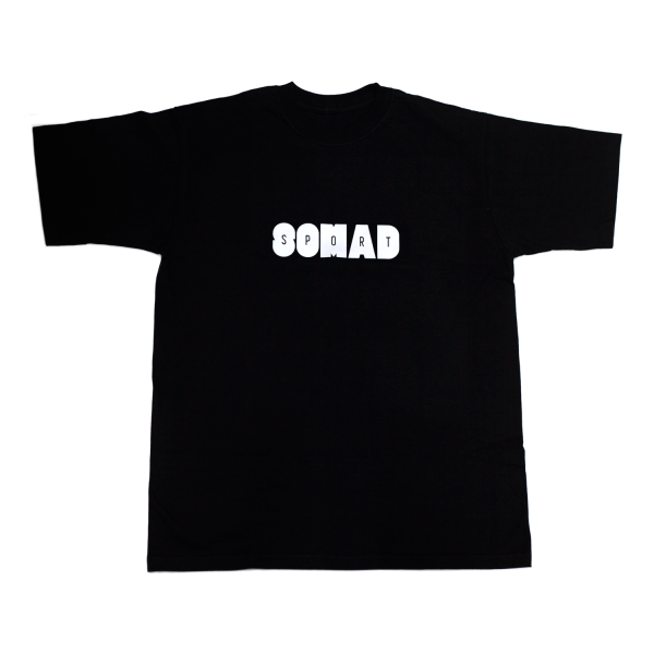 Camiseta So Mad Sport Hole Reflective Black