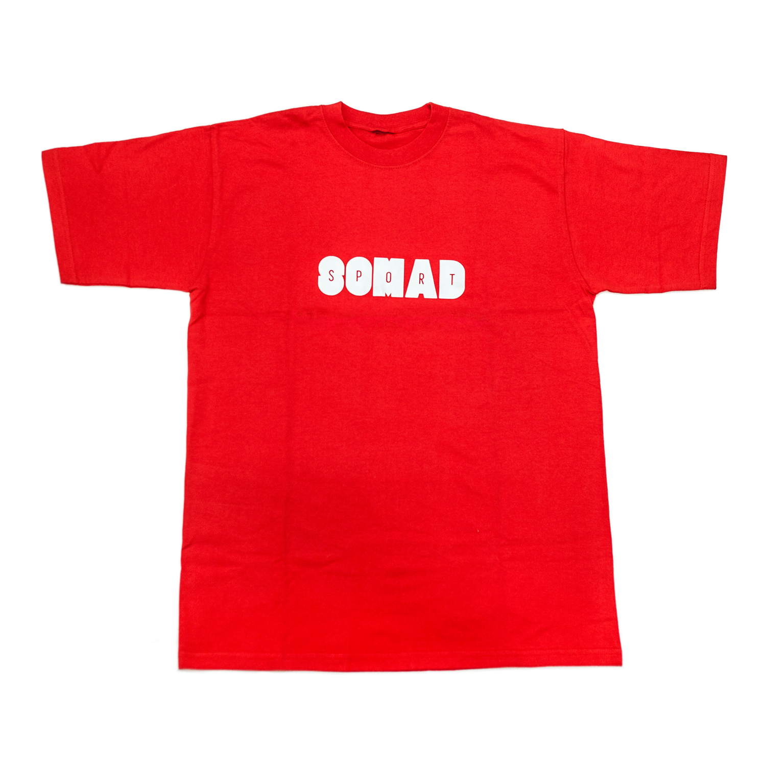 Camiseta So Mad Sport Hole Reflective Red