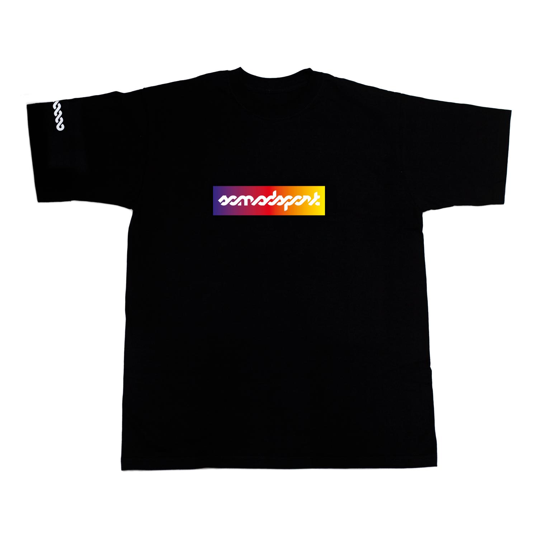Camiseta So Mad Sport Interlaced Black