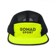 5 Panel So Mad Sport Fluor Yellow Reflective Rainbow
