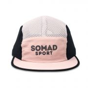 5 Panel So Mad Sport Pink Reflective Rainbow