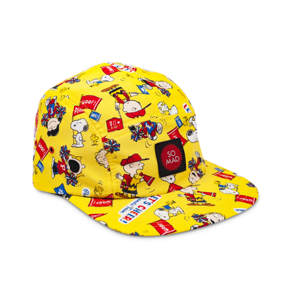 5 Panel So Mad x Peanuts
