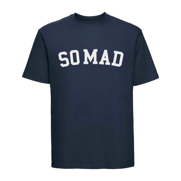 Camiseta University Blue