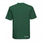Camiseta University Green