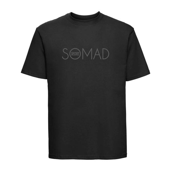 Camiseta So Mad Sport Black